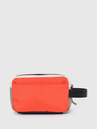 Diesel - POUCHUR, Weiss/Orange - Schmuck und Gadgets - Image 2
