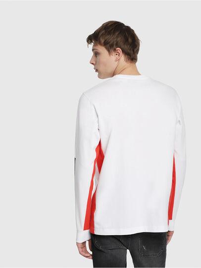 Diesel - T-HARUS-LS,  - T-Shirts - Image 2