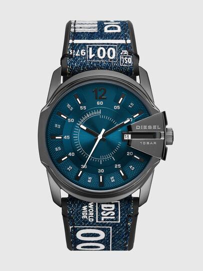 Diesel - DZ1950, Blau/Schwarz - Uhren - Image 1