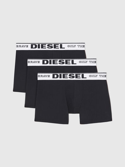 Diesel - UMBX-SEBASTIANTHREEP, Schwarz - Boxershorts - Image 1