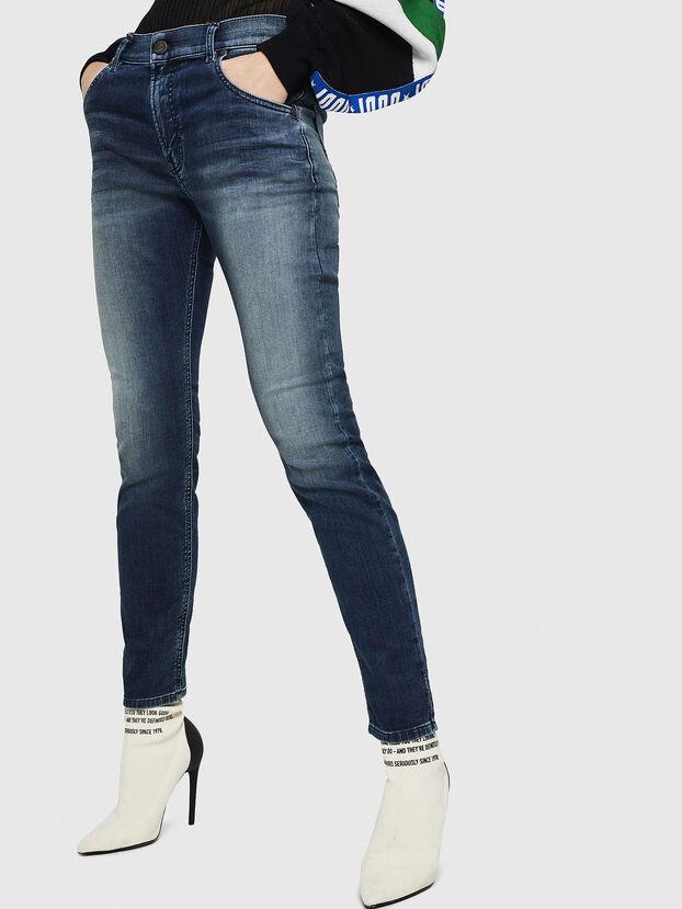 Krailey JoggJeans 069HF, Dunkelblau - Jeans