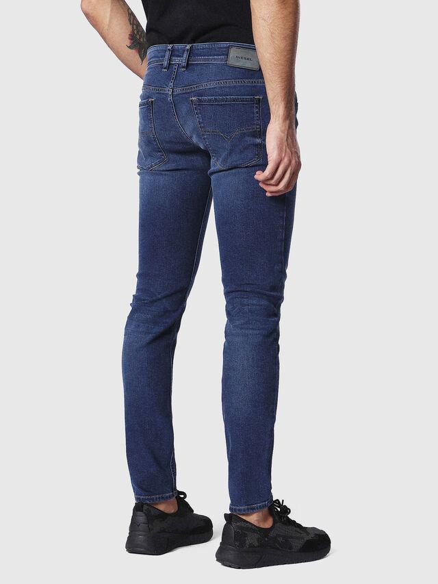 SLEENKER 084NW, Jeansblau