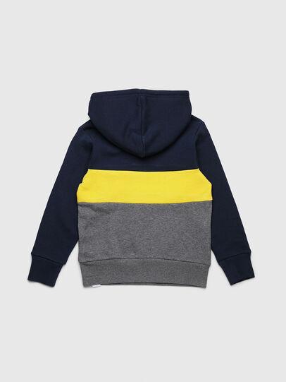Diesel - UMLT-SBRANDON, Grau/Blau - Underwear - Image 2