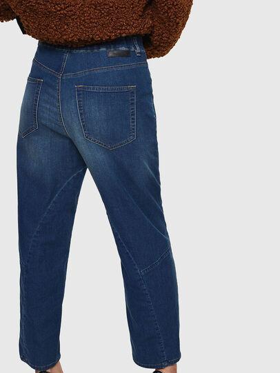Diesel - D-Rollar JoggJeans 069IT, Mittelblau - Jeans - Image 5