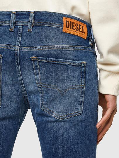 Diesel - Sleenker 009PK, Mittelblau - Jeans - Image 3