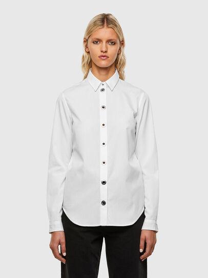 Diesel - C-MARION, Weiß - Hemden - Image 1