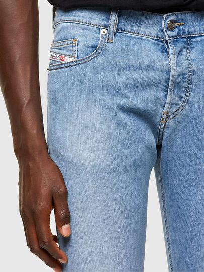 Diesel - D-Luster 009NX, Hellblau - Jeans - Image 4