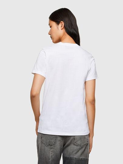 Diesel - T-SILY-R5, Weiß - T-Shirts - Image 2