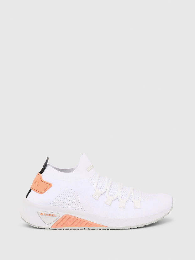 S-KB ATHL LACE W, Weiß/Rosa - Sneakers