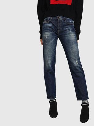 D-Rifty 089AL, Dunkelblau - Jeans