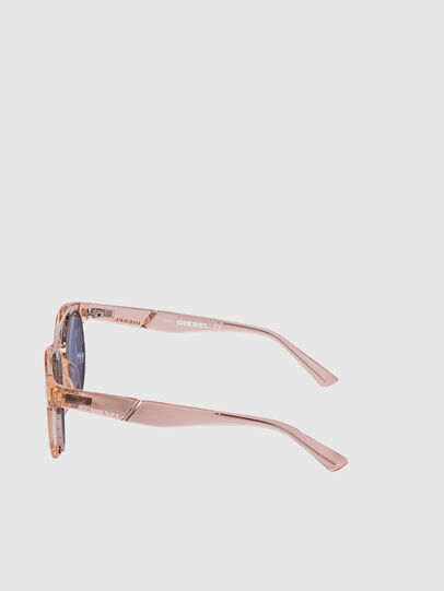 Diesel - DL0251, Rosa - Sonnenbrille - Image 3