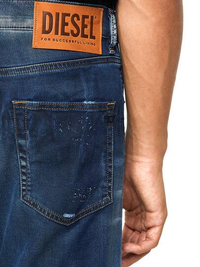 Diesel - D-Strukt JoggJeans® 069WR, Dunkelblau - Jeans - Image 3