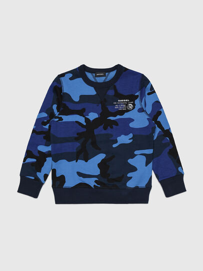 Diesel - UMLT-SWILLY-CF,  - Sweatshirts - Image 1