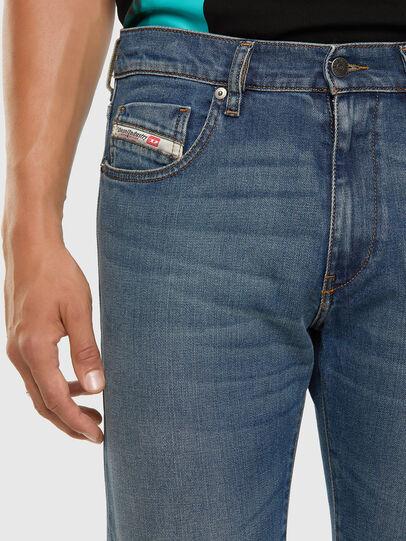 Diesel - D-Strukt 009EI, Mittelblau - Jeans - Image 3