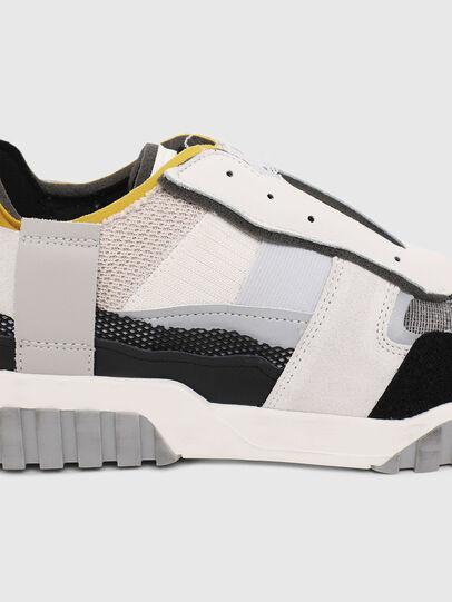 Diesel - S-RUA LOW DEC, Weiß - Sneakers - Image 4