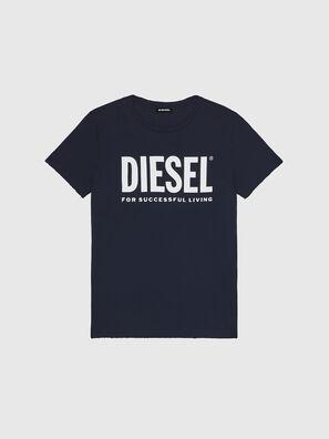 T-DIEGO-LOGO, Dunkelblau - T-Shirts
