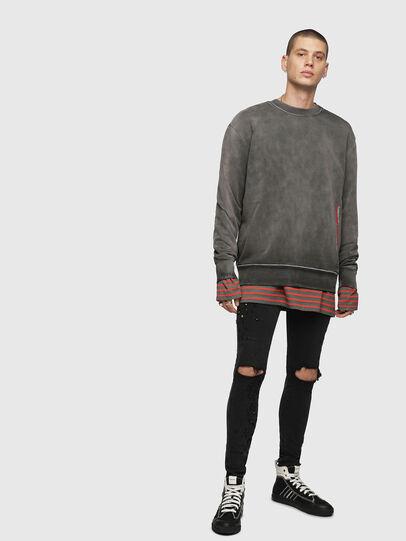 Diesel - S-BAY-YA,  - Sweatshirts - Image 4