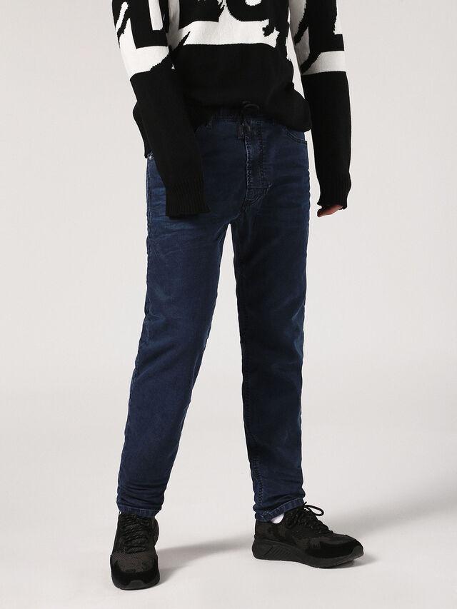 NARROT JOGGJEANS 0699C, Jeansblau