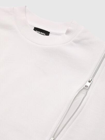 Diesel - SGEORGIA, Weiß - Sweatshirts - Image 3
