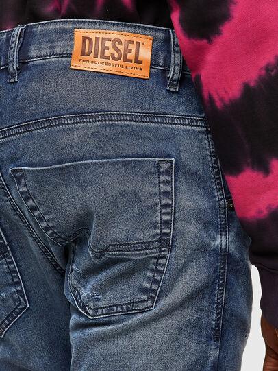 Diesel - Krooley JoggJeans® 069SL, Dunkelblau - Jeans - Image 4