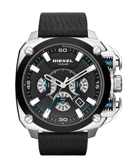 Diesel - DZ7345 BAMF, Schwarz - Uhren - Image 1