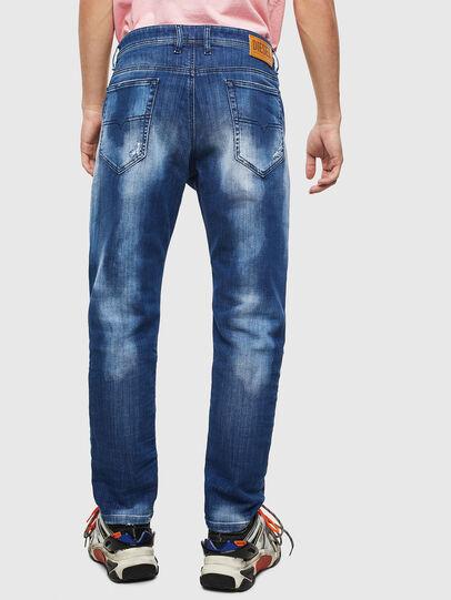 Diesel - Narrot JoggJeans 0099S, Dunkelblau - Jeans - Image 2