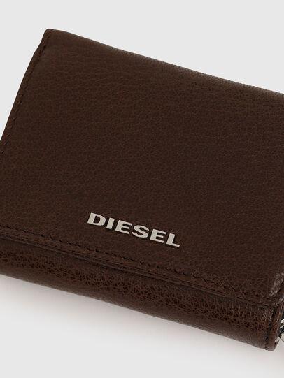 Diesel - SPEJAP, Braun - Kleine Portemonnaies - Image 5