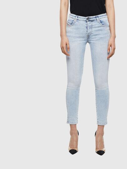 Diesel - Babhila 009AC, Hellblau - Jeans - Image 1
