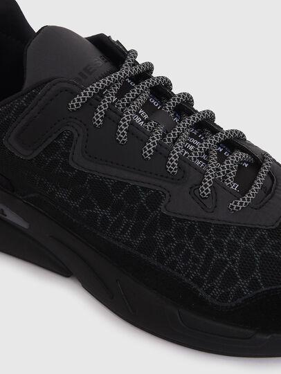 Diesel - S-SERENDIPITY LC, Schwarz - Sneakers - Image 4