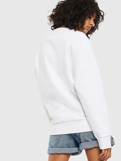 Diesel - S-GIRK-S3, Weiß - Sweatshirts - Image 4