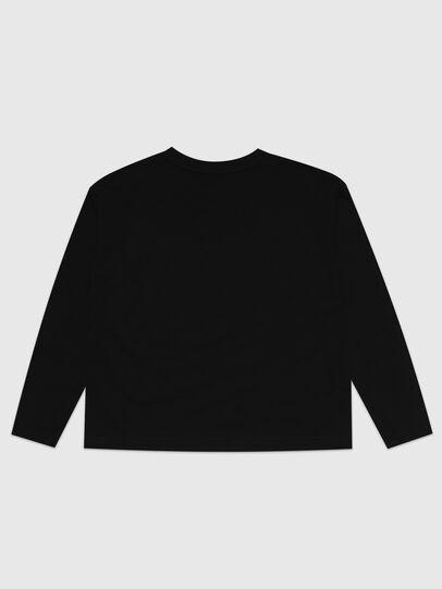 Diesel - TRASY, Schwarz - T-Shirts und Tops - Image 2