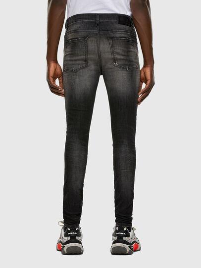 Diesel - D-Reeft JoggJeans 009FX, Schwarz/Dunkelgrau - Jeans - Image 2