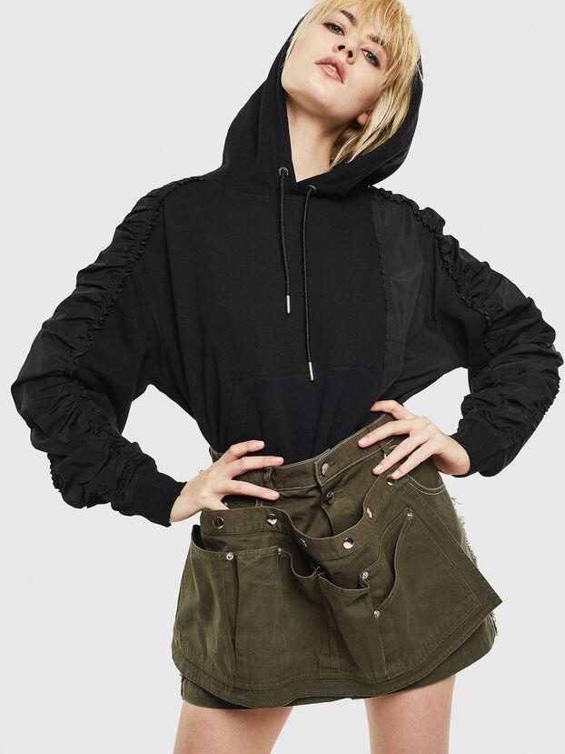 F-ALLS, Schwarz - Sweatshirts