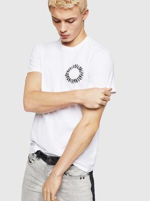 T-DIEGO-A12, Weiß - T-Shirts