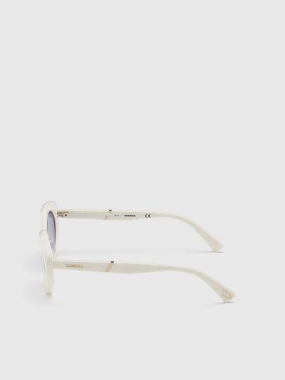 Diesel - DL0281, Weiß - Sonnenbrille - Image 3