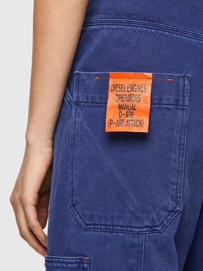 Diesel - D-Luite 0EEAX, Mittelblau - Jeans - Image 3