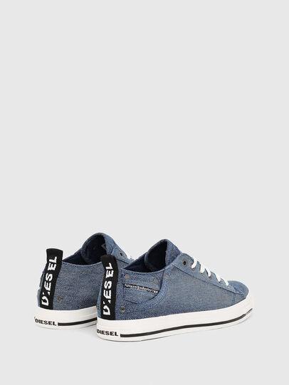 Diesel - EXPOSURE LOW I, Jeansblau - Sneakers - Image 3