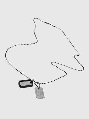 DX0202, Silber - Halsketten
