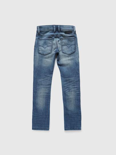 Diesel - SLEENKER-J JOGGJEANS-N, Mittelblau - Jeans - Image 2