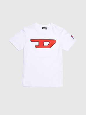 TJUSTDIVISION-D, Weiß - T-Shirts und Tops