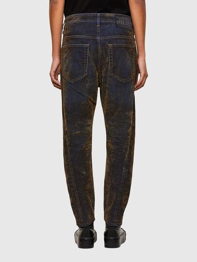 Diesel - Fayza 069RQ, Blau/Gelb - Jeans - Image 2