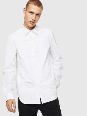 S-AUDREY, Weiß - Hemden