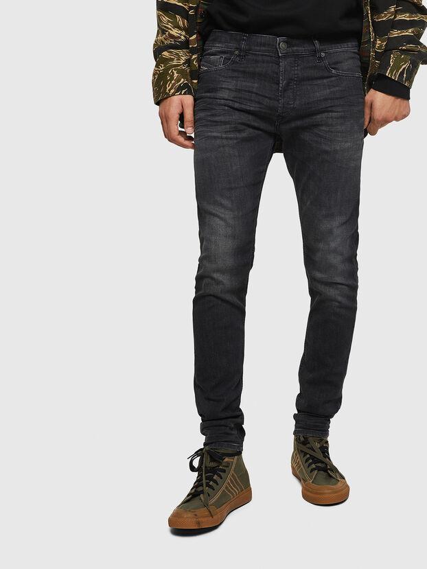 Tepphar 082AS, Schwarz/Dunkelgrau - Jeans