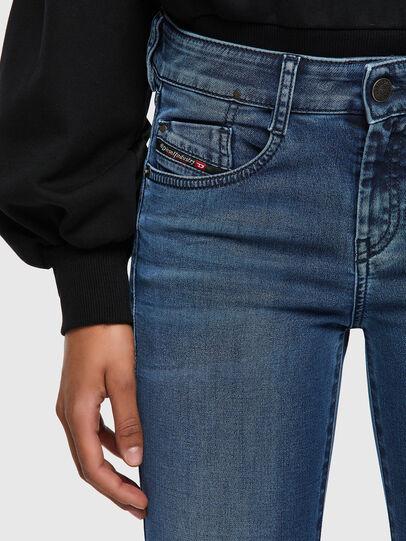 Diesel - D-Ollies JoggJeans® 069VH, Mittelblau - Jeans - Image 4