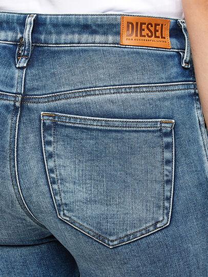 Diesel - Slandy High 009PT, Hellblau - Jeans - Image 3
