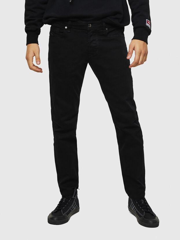 Larkee-Beex 0688H, Schwarz/Dunkelgrau - Jeans