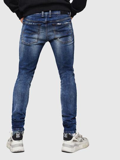 Diesel - Sleenker 069HQ, Mittelblau - Jeans - Image 2