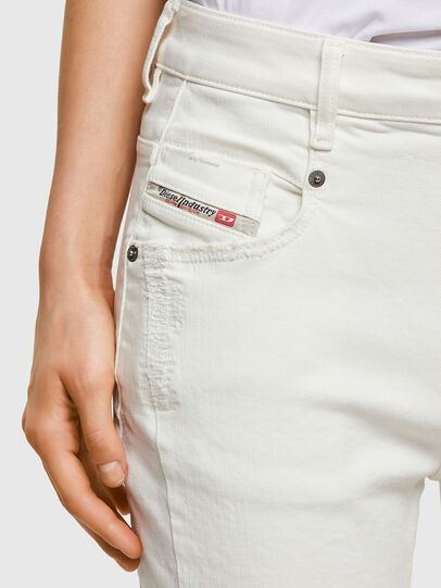 Diesel - Fayza 009NR, Weiß - Jeans - Image 5