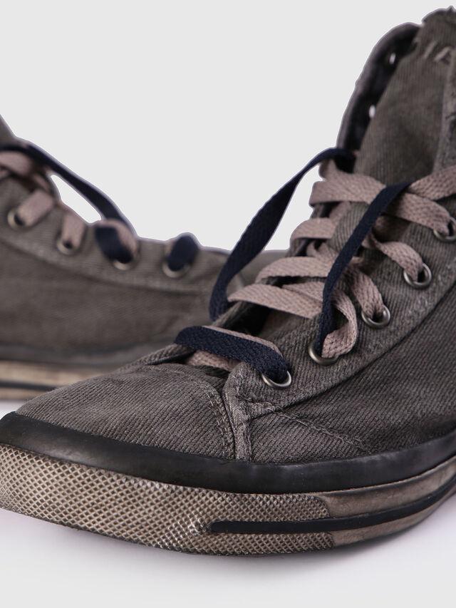 Diesel - EXPOSURE I, Silbergrau - Sneakers - Image 6