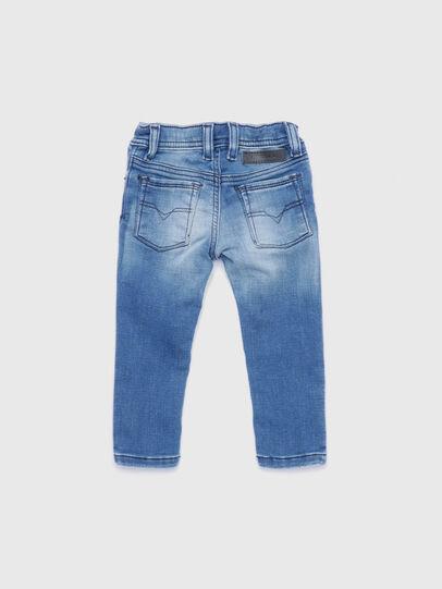 Diesel - SLEENKER-B JOGGJEANS-N, Hellblau - Jeans - Image 2